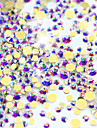 1440pcs/pack Bijoux a ongles Strass / Glitter & Sparkle / Brille & Scintille Nail Art Design