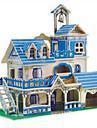 Ξύλινα παζλ Fighter επαγγελματικό Επίπεδο Ξύλινος 1pcs Παιδικά Αγορίστικα Δώρο