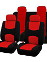 AUTOYOUTH Car Seat Covers Seat Covers Gray / Red / Blue Textile Common For universal