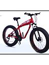 Mountainbikes Cykelsport 21 Hastighet 26 tum/700CC SAIGUAN EF-51 Dubbel skivbroms Suspension Fork ALUMINIUMLEGERING Aluminium