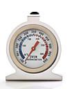kreativ högkvalitativ ugn i rostfritt stål termometer 50-300 grader
