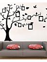 Romantik Mode Fritid Väggklistermärken Väggstickers Flygplan Dekrativa Väggstickers,Papper Hem-dekoration vägg~~POS=TRUNC For Vägg