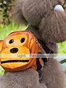 Hund ryggsäck Hundkläder Tecknat Tyg Kostym För husdjur Herr Dam Gulligt