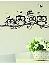 Zvířata Samolepky na zeď Samolepky na stěnu Ozdobné samolepky na zeď, Vinyl Home dekorace Lepicí obraz na stěnu Stěna Glass / koupelna