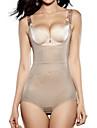 Feminin Cârlig & Ochi Corset sub Bust / Corset peste Bust / Plus Size Feminin Bumbac / Nailon / Polyester / Spandex / Modal