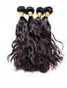 Cheveux Bresiliens Ondulation Naturelle Cheveux Vierges Tissages de cheveux humains Tissages de cheveux humains Noir Naturel