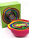 Plastic Bucătărie Gadget creativ Pentru ustensile de gătit Cos de fructe