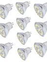 GU4(MR11) Spoturi LED 15 led-uri SMD 5733 Decorativ Alb Cald Alb Rece 350lm 3000/6000