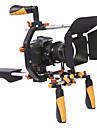 yelangu dslr amator sistem set kit de film de luare de film includ umăr mount urmați focalizare și caseta de mată pentru toate camerele