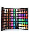 120 farver -jenskygger / Pudder -jne Daglig makeup Makeup Kosmetiske