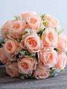 1 ramură Mătase Trandafiri Flori artificiale