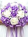 """Flori de Nuntă Buchete Decor Nuntă Unic Ocazie specială Party / Seara Margele Ștras Satin Spumă 9.84""""(Approx.25cm)"""