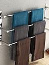 Handduksstång Nutida Rostfritt stål Rostfritt Stål