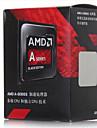 AMD CPU Computer Processor APU A6-7400K 2 kjerner 3.5GHz/3.9GHz FM2 +