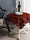 broșată masă de masă clasă de masă de față de masă 85 * 85cm (34x34 inch)