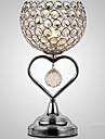 40 Moderne / Contemporain Lampe de Table , Fonctionnalite pour LED , avec Chrome Utilisation Interrupteur ON/OFF Interrupteur