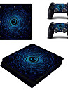B-SKIN PS4 slim Acțibild Pentru PS4 Slim . Novelty Acțibild PVC 1 pcs unitate