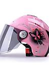 Halvhjälm Anti-UV Andas motorcykelhjälmar