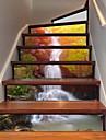 Peisaj Perete Postituri 3D Acțibilduri de Perete Autocolante de Perete Decorative,Vinil Material Pagina de decorare de perete Decal