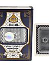 Poker Leksaker Fyrkantig Plast Bitar Unisex Present
