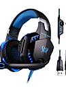 Peste ureche / Cordeluțe Cablu Căști Plastic Jocuri Cască HIFI / Cu controlul volumului / Cu Microfon Setul cu cască