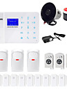 Danmini touch key gsm wireless acasă telefon automat sistem de alarmă sistem de alarmă telefon mobil de control