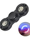 Spinner antistres mână Spinner Jucarii Două Spinner LED-ul Spinner Înaltă Viteză Stres și anxietate relief Birouri pentru birou