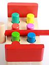 Hammering / Pounding Toy Brinquedo Para Bebe Brinquedo Educativo 1 pcs Diversao Educacao Para Meninos Para Meninas Brinquedos Dom