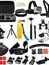 Tillbehörs Kit 36 i 1 Multifunktion Vikbar Justerbar För Actionkamera Gopro 6 Gopro 5 Xiaomi Kamera Gopro 4 Black Gopro 4 Session Gopro 4
