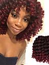 Lockigt Deep Twist havana Virkad Klassisk Bouncy Curl Jamaican Bounce-hår Hög kvalitet Pre-loop Virka Flätor Hårflätor Dagligen