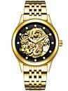 Bărbați Men's Ceas Sport Ceas Militar Ceas Elegant Ceas Schelet Ceas La Modă Simulat Diamant Ceas Ceas de Mână Ceas Brățară ceas mecanic