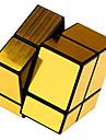 cubul lui Rubik Shengshou Mirror Cube 2*2*2 Cub Viteză lină Cuburi Magice puzzle cub Pătrat Cadou