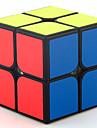 Rubiks kub MoYu 2*2*2 Mjuk hastighetskub Magiska kuber Utbildningsleksak Stresslindrande leksaker Pusselkub Lena klistermärken Present