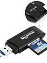 Flash Compact SD/SDHC/SDXC MicroSD/MicroSDHC/MicroSDXC/TF USB 3.0 USB Lecteur de cartes