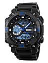 SKMEI Bărbați Quartz Ceas digital Ceas de Mână Ceas Militar  Ceas Sport Japoneză Alarmă Calendar Cronograf Rezistent la Apă LED Mare Dial