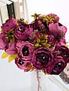 1 ramură Real atingere Others Bujori Față de masă flori Flori artificiale