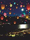 Alte Decoratiuni nunta-10Piece / SetNuntă Ocazie specială Halloween Zi de Naștere Bebeluș nou Petrecere / Seară Party/Seara