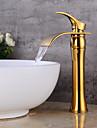 Gyllene Enkelt handtag Ett hål  for Vattenfall