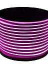 HKV 5m Fâșii De Becuri LEd Flexibile 600 LED-uri 2835 SMD Purpuriu Ce poate fi Tăiat / Rezistent la apă 220 V / 110 V / IP67
