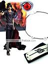 Anime Actionfigurer Inspirerad av Naruto Itachi Uchiha PVC 23 CM Modell Leksaker Dockleksak