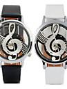 Pentru femei femei Ceas de Mână Quartz Negru / Alb Ceas Casual Analog Casual Modă - Alb Negru Un an Durată de Viaţă Baterie / Tianqiu 377