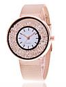 Pentru femei pentru Doamne Ceas de Mână Unic Creative ceas Ceas Casual Ceasuri din Cristal Ceas Elegant  Ceas La Modă Chineză Quartz Aliaj