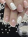 1 pcs Negle Smykker Neglekunst Manikyr pedikyr Daglig Mote / Nail Smykker
