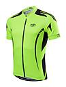 Fastcute Heren Wielrenjack Effen Kleur Fietsen Shirt Sport Polyester Bergracen Wegwielrennen Kleding / Sneldrogend / Rekbaar / Gevorderd / Gevorderd