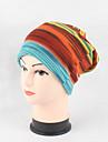 Pentru femei Dungi Imprimeu Veșminte de cap Draguț Șic & Modern Îmbrăcăminte tricotată, Bumbac - Beanie / Slouchy Floppy