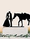Vârfuri de Tort Calitate superioară Nuntă Petrecere / Seară Nuntă Zi de Naștere Sac PVC