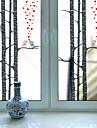 Imprimeu Crăciun Autocolant Geam, PVC a vinyl Material fereastra de decorare Living Camera de baie Shop / Cafenea Bucătărie