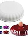 1 Bucată Materiale pentru torturi Rotund Utilizare ZilnicăBucătărie Gadget creativ Crăciun Nuntă Gril pe Kamado Reparații Instrumentul