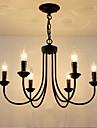 Europeisk stil kristallkronor vardagsrum matsalar enkla kreativa ljus lampor och lyktor nyhet lätta