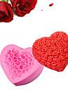 Cake Moulds Nyhet Vardagsanvändning Kiselgel GDS (Gör det själv) alla hjärtans dag Födelsedag Bröllop Jul Kreativ Köksredskap 3D Bakning